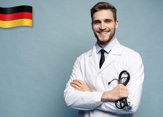 german pentru medici - nivel C1