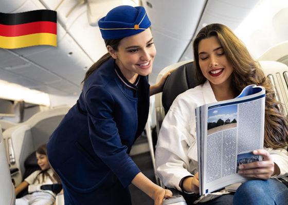 limba germana turism hotel