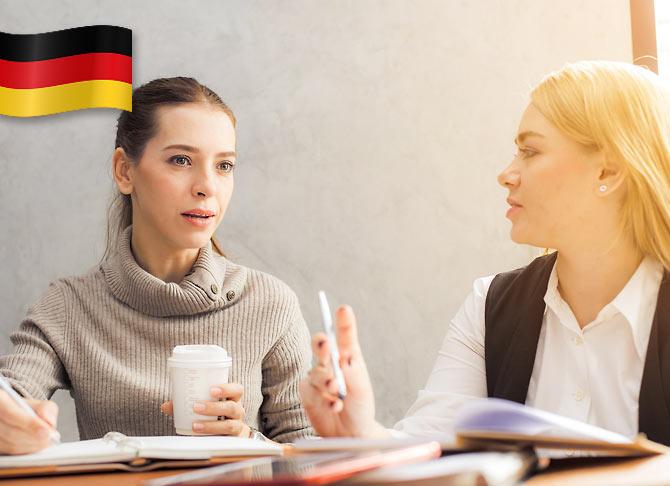 Curs individual de limbă germană – ONLINE